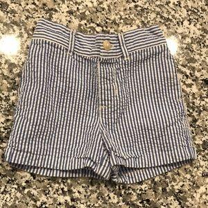 Polo Ralph Lauren Seersucker Shorts